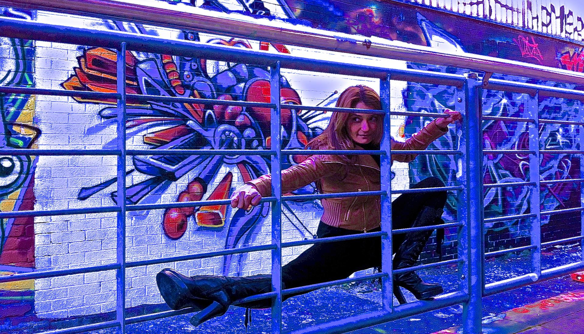 8 – Graffiti